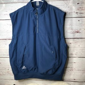 Adidas Athletic Vest Large Climate Shell